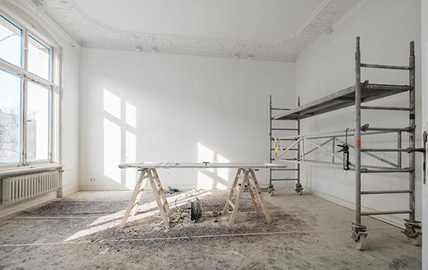 Building Maintenance Hull