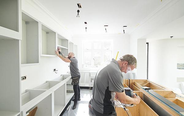 Kitchen installations in Hull